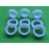 耐磨ABS垫片 耐磨尼龙轴套 铁氟龙介子 绝缘T型台阶四氟垫圈