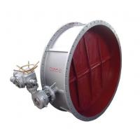 D943P-2.5C防爆电动蝶阀 煤气管道专用上海疆南阀门制造电动开关型法兰蝶阀