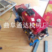 大量生产玉米空心棒机 多功能玉米膨化机械 通达 优质膨化机