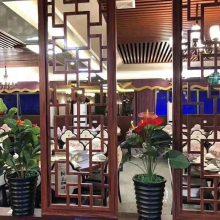 海宁市木纹铝窗花 木纹转印铝合金窗花