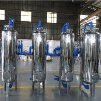 晨兴广州厂家直销水净化及污水处理前置预处理多介质过滤器