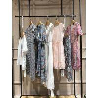 米奥多品牌女装专柜正品 一线品牌女装18年夏装折扣尾货走份。