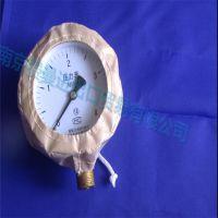 压力表防喷溅保护套 聚四氟乙烯 压力表保护罩 透明