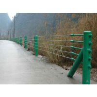 缆索护栏%上海桥头绳索镀锌丝围栏%晟卿公路缆索护栏生产厂家