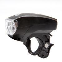 山地自行车照明前灯 5LED手电筒 快拆灯架 (761)自行车灯