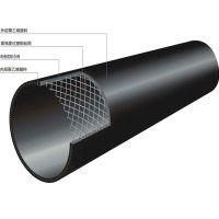 钢丝骨架塑料复合管_PE钢塑复合管