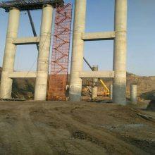 供应高空专业辅助安全爬梯z字梯通达厂家设计安装