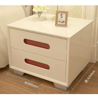 床头柜现代简约床边柜储物整装特价