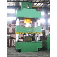 TGM节能型四柱油压机 YQ-400吨玻璃钢模压四柱三梁油压机环保型节能热锻模压