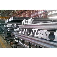 百越钢贸供应优质钢轨及轨道配件