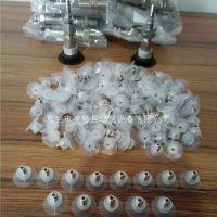 薄膜袋真空吸盘 PAG-15-S-M5卡片纸张吸盘塑料胶头