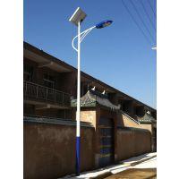 百耀照明供应新疆维吾尔自治区 12V LED 6米30瓦太阳能路灯综合性价比高