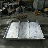 金聚进 生产销售不锈钢装饰窨井盖 下水 正方形 长方形井盖 多个拼排井盖 喷漆镀锌均可