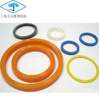 上海天天橡胶制品定做 耐腐蚀大密封圈 防水密封制品非标可开模生产