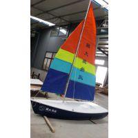 精品帆船可定制木船出售