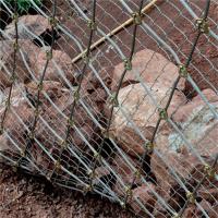 主动边坡防护网山体加固@新疆博尔塔被动边坡防护网@安首山体护坡工程