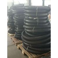 厂家直销西安PU钢丝通风管耐磨粉尘抽吸管