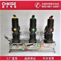 ZW32-12/T630真空断路器ZW32-12铁壳电动