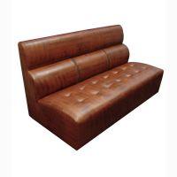 深圳众美德家具承接,餐厅皮制卡座沙发,ktv卡座沙发订做,颜色款式可选