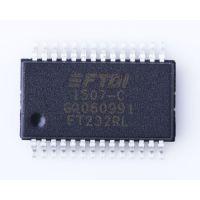 供应FTDI原装FT232RL芯片USB接口集成电路SSOP28优势渠道现货