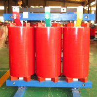 孟州SCB10-400KVA干式变压器 泰鑫干变结构