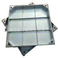 深圳中创华建厂家定制盖 304不锈钢装饰井盖 800*800装饰井盖 量大优惠