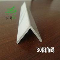 竹木纤维配套线条 踢脚线 框线 顶角线 收口线 阳角线 阴角线