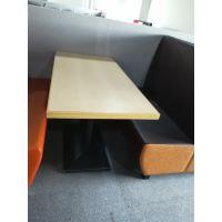 高要市奶茶店桌椅日式甜品店奶茶店餐桌椅组合