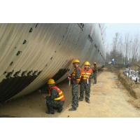 直供 山西波纹涵管 金属波纹管涵 圆形管法兰盘连接 隧道排水施工