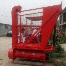 新型玉米秸秆回收机圣泰 安徽行业领先秸秆粉碎收集机