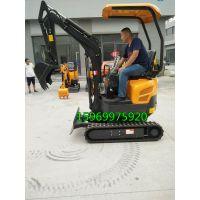 上海家用履带式挖掘机化粪池超小型挖土机修水沟用的小勾机厂家批发