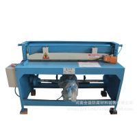 丰力电动剪板机 Q11-1.5*1300 裁板机厂家 用于薄板加工、金属制作、保温设备