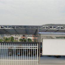 定制搭建惠州不锈钢雨棚_自行车车棚_电动车停车棚厂家
