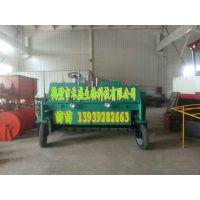 鹤壁市禾盛生物科技有限公司 有机肥生产线设备 自走式翻堆机 轮式翻堆机 1393928-2663