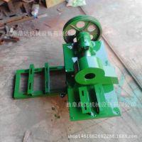 鼎达供应创业设备自熟式饲料膨化机 小型饲料膨化机