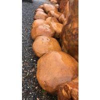 宁波市景观石公园绿地点景汀步石别致鹅卵石出售