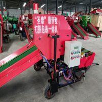 原阳县销售圣泰牌全自动打包机厂家 加工定做服装液压打包机