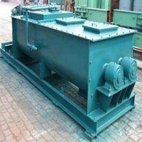 山东双轴粉尘加湿搅拌机 厂房车间粉尘废气处理设备