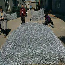 内蒙六边形镀锌钢丝石笼网 包头山体岩面挂网喷浆 安平亚奇生产厂房