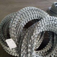 军区专用高锌刺绳 刺绳批发 刀片刺丝