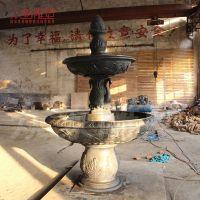 大型景观铸铜雕塑 水法雕塑