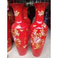 青花瓷陶瓷大缸定做厂家 特大号仿古手绘龙图案风水摆设落地瓷缸