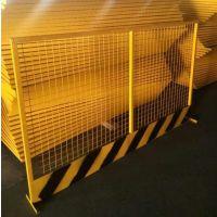 厂家直售各类泥水坑防护栏 锌钢基坑护栏 临边围栏