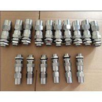 BTL不锈钢防爆填料函,G3/4防爆铠装电缆接头厂家批发