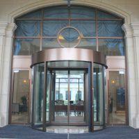 河南豪华商场酒店旋转门自动旋转门厂家
