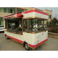 新华利达环保电动餐饮车如何环保的呢
