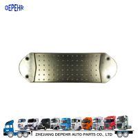 浙江德沛供应欧系重型商用车润滑系配件雷诺/沃尔沃VOLVOFM9卡车铝制机油冷却器8170816
