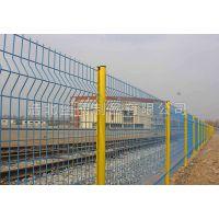 厂价批发圈地铁丝网质量 《浩北丝网》 防护栅栏AKH