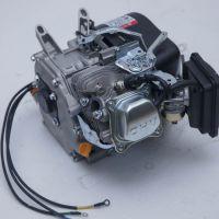 山东德州鲁乐170力能3000w厂家直销丽驰富路电动轿车专用汽油发电机内置智能增程器