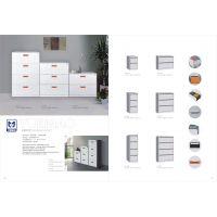 直供上海悦贸铁皮柜文件柜卡箱系列钢制办公家具